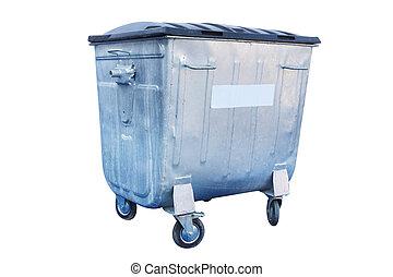 refuse bin