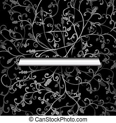 tapete verzierung hintergrund spiegel tisch barock stock illustration suche clipart. Black Bedroom Furniture Sets. Home Design Ideas