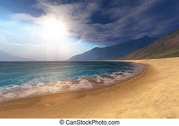 REGAL VISTA - Blue seas and radient sun shine in this...