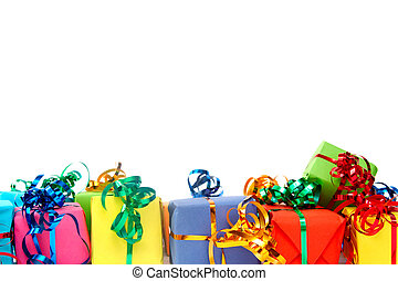 regali, colorito