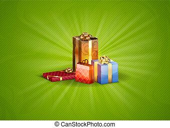 regali, fondo