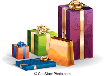 regali, isolato