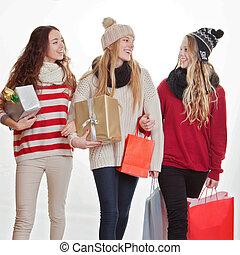 regali, shopping, presenti natale, adolescenti, o