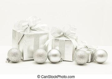 regalo natale, scatola