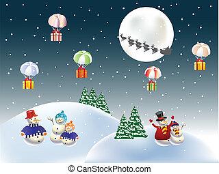 regalos, navidad
