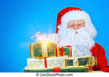 regalos, tradición