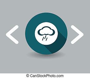 regen, heiligenbilder