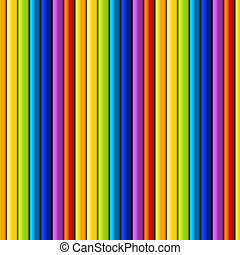 regenbogen, seamless, muster