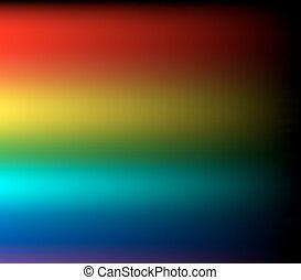 regenboog, abstract, kleuren, lgbt, vlag, gemeenschap, beeld