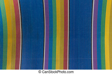regenboog, doek, textuur