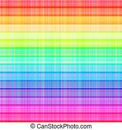 regenboog kleurt, seamless, achtergrond