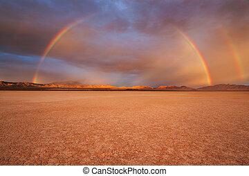 regenboog, landscape