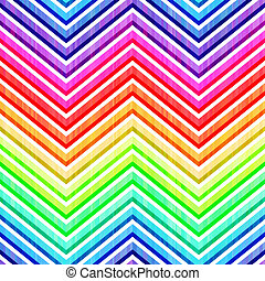 regenboog, seamless, golf, achtergrond