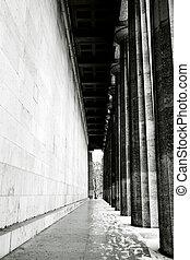 Regensburg15 - Pillars in Regensburg, Germany