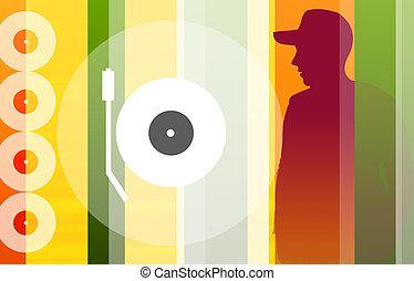 Reggae DJ Abstract