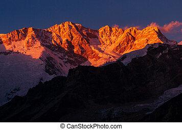 região, kanchenjunga