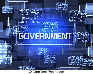 regierung, begriff