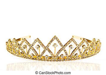 regina, corona