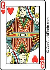 regina cuori