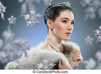 regina, neve