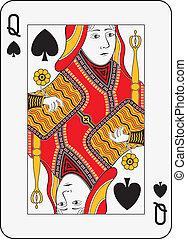 regina, picche