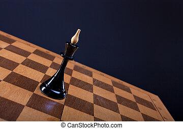 regina, scacchiera
