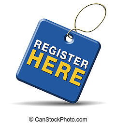 register here sign