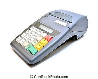 register, kontanter