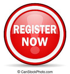 register now web icon