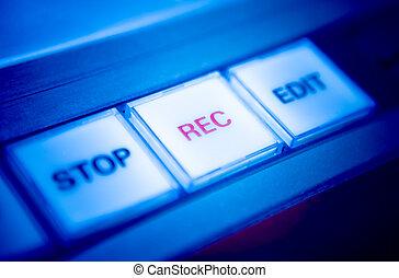 registreerapparaat, controles