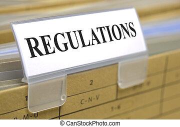 reglementer