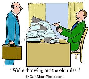 regole, vecchio