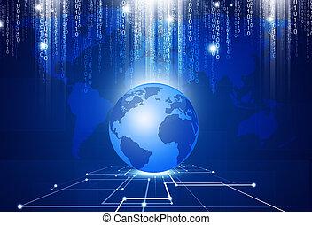Regras, mundo, tecnologia