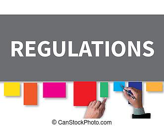 regulaciones