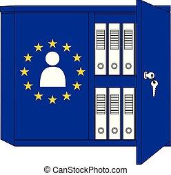 regulamento, conceito, proteção dados, geral