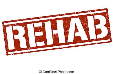 Rehab stamp
