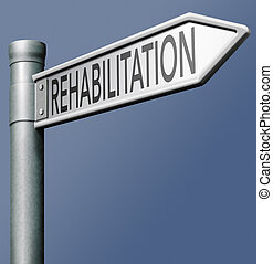 rehabilitáció