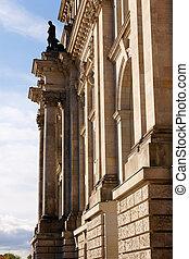 Reichstag Facade
