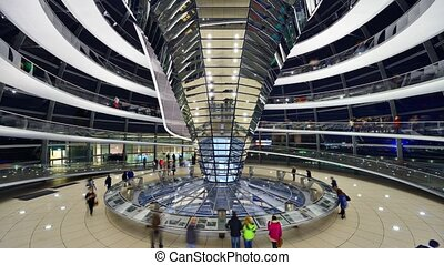 Reichstag of berlin, germany.