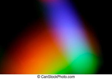 reihe, #2, regenbogen