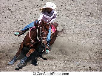 reihe, rodeo