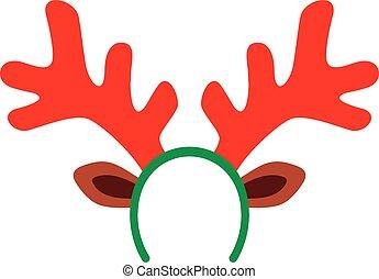 reindeer mask
