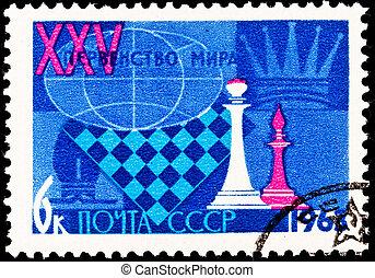 reine, allumette, échecs, championnat, évêque