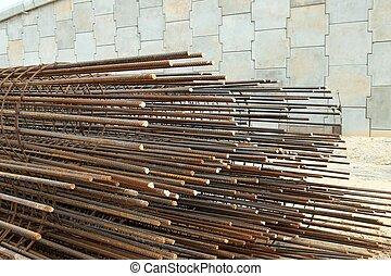Reinforcing Steel Bar and Rods - Reinforcing steel bars made...