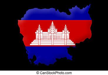 reino, camboya