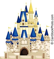 reino, castillo