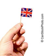 reino unido, bandeira