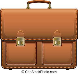 reisekoffer, schriftsatz
