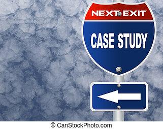 reisekoffer, studieren, straße zeichen