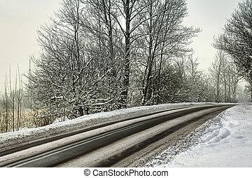 reisen winter